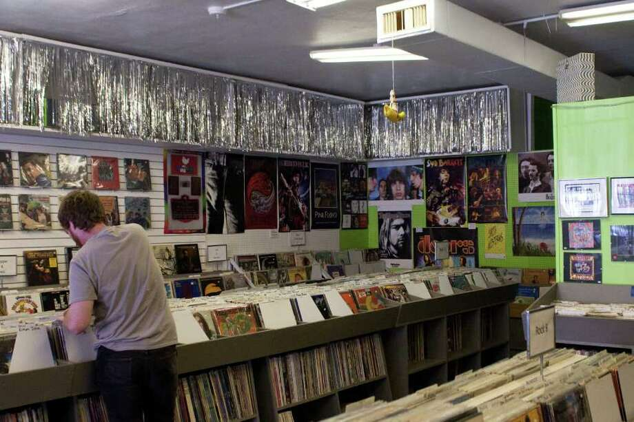 """Black Friday isn't just for the malls. Music shops across the country are staking claim to the """"holiday"""" with deals of their own. (Click here to check out some of the best vinyl and cassette buys on Record Store Day's Black Friday sales.)Take a peak inside some of the record shops around the Bayou City. Black Dog RecordsLocation: 4900 Bissonnet St #102 in Bellaire Phone: (713) 522-6001Website: blackdogrecordstx.com Photo: Marc Brubaker"""