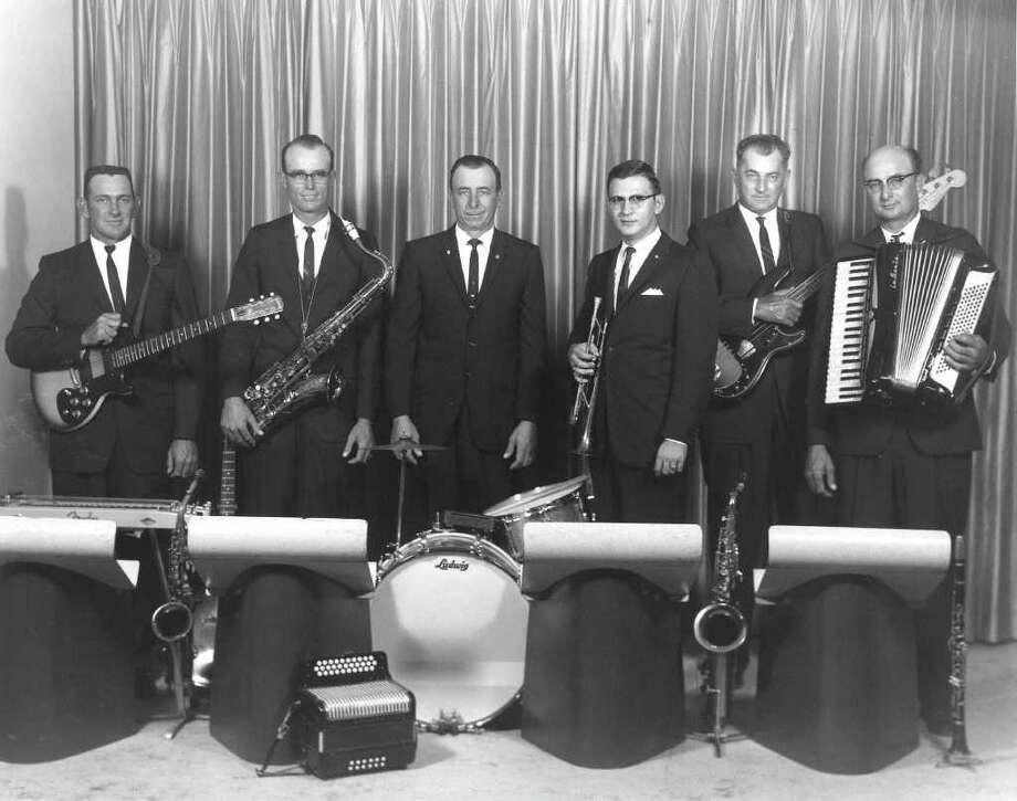 The legendary Vrazels' Polka Band Photo: Courtesy Of Jimmy Brosch