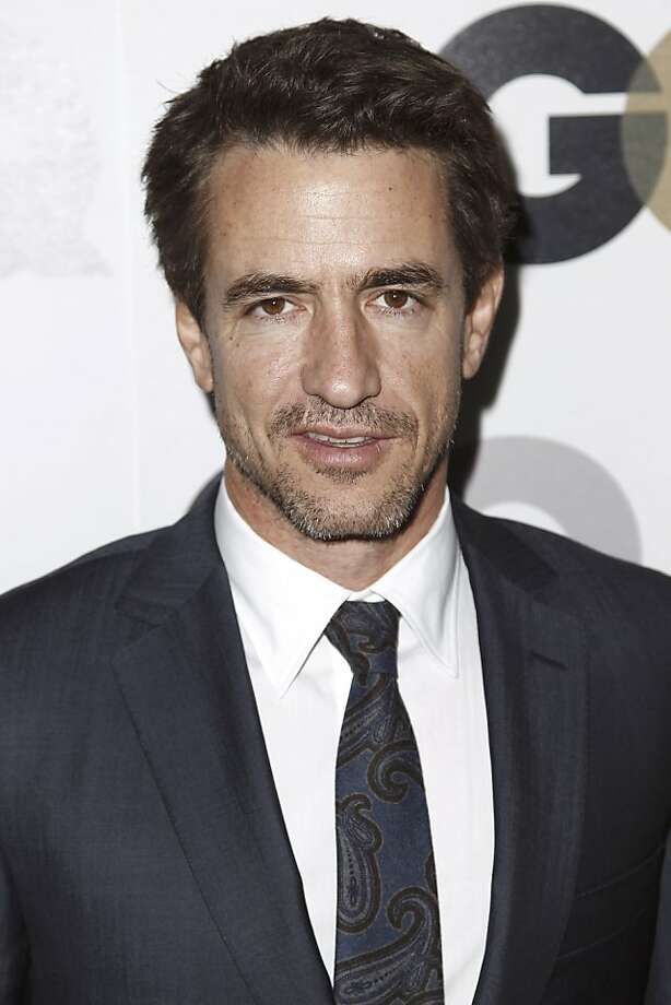 "Dermot Mulroney is wrapping up filming ""Sacrafice,"" in the Woodlands. Keep clicking to see if you remember any of these other films shot in Houston.  (AP Photo/Matt Sayles) Photo: Matt Sayles, AP"
