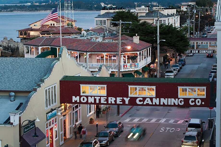 Ed Ricketts, who was Steinbeck's great friend and the model for the character of Doc, lived and worked at 800 Cannery Row. Photo: Kerrick James, Monterey County CVB