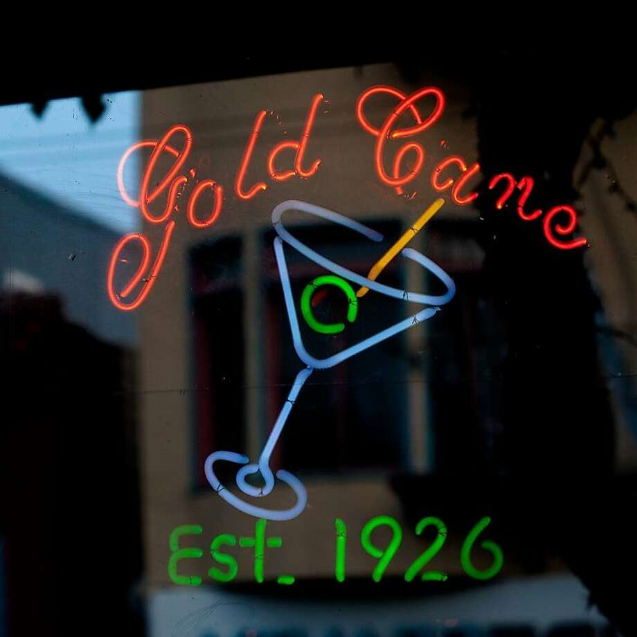 The Gold Cane-The Gold Cane is a cross between the bar in Star Wars and a Tenderloin dive. Simplicity and stiff drinks. Classic. Photo: Flickr, Jeremy Brooks