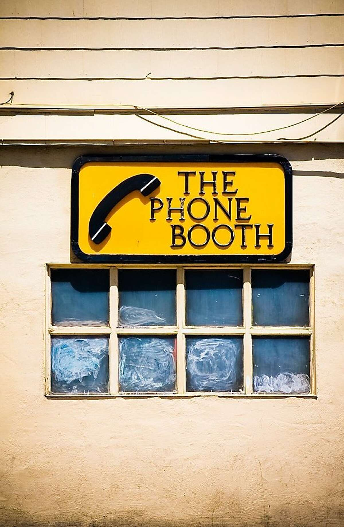 The Phone Booth: The name says it all at this tiny Mission dive bar. 1398 S Van Ness Ave.