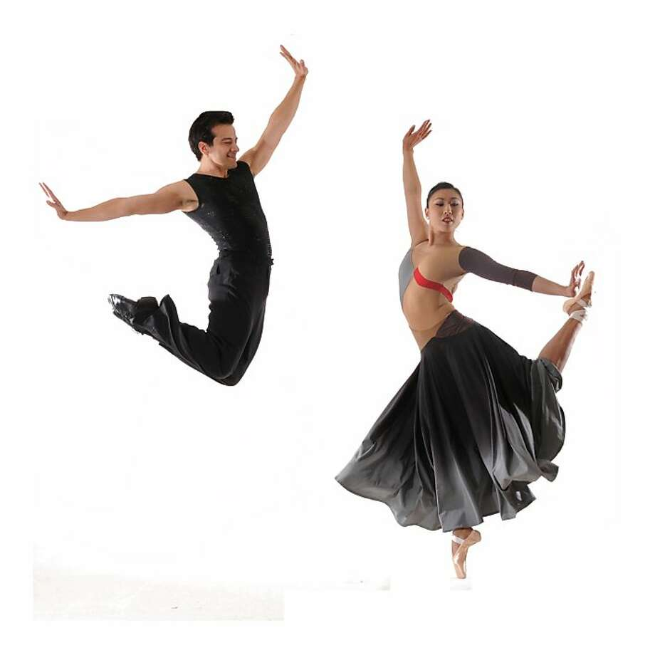 Mayo Sugano and Jekyns Pelaez will be performing in   Diablo Ballet's 18th Season Opening. Photo: Ashraf