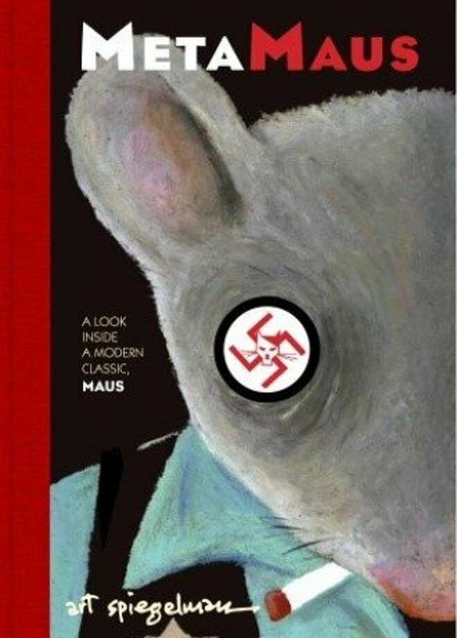 """One work dominates what I have done,"" says Art Spiegelman of ""Maus."" ""MetaMaus"" celebrates the 25th anniversary of the seminal graphic novel. Illustrates MAUS (category e), by Michael Cavna (c) 2011, The Washington Post. Moved Thursday, Oct. 6, 2011. (MUST CREDIT: Handout.) Ran on: 10-16-2011 Photo caption Dummy text goes here. Dummy text goes here. Dummy text goes here. Dummy text goes here. Dummy text goes here. Dummy text goes here. Dummy text goes here. Dummy text goes here.<137,1970-12-18-17-21-52,><252>###Photo: MAUS16_ph<252>1317686400<252>The Washington Post<252>###Live Caption:""One work dominates what I have done,"" says Art Spiegelman of ""Maus."" ""MetaMaus"" celebrates the 25th anniversary of the seminal graphic novel. Illustrates MAUS (category e), by Michael Cavna (c) 2011, The Washington Post. Moved Thursday, Oct. 6, 2011. (MUST CREDIT: Handout.)###Caption History:""One work dominates what I have done,"" says Art Spiegelman of ""Maus."" ""MetaMaus"" celebrates the 25th anniversary of the seminal graphic novel. Illustrates MAUS (category e), by Michael Cavna (c) 2011, The Washington Post. Moved Thursday, Oct. 6, 2011. (MUST CREDIT: Handout.)###Notes:MAUS###Special Instructions:LARGER PHOTO UNAVAILABLE<137><252> Ran on: 10-16-2011 Photo caption Dummy text goes here. Dummy text goes here. Dummy text goes here. Dummy text goes here. Dummy text goes here. Dummy text goes here. Dummy text goes here. Dummy text goes here.<137,1970-12-18-17-21-52,><252>###Photo: MAUS16_ph<252>1317686400<252>The Washington Post<252>###Live Caption:""One work dominates what I have done,"" says Art Spiegelman of ""Maus."" ""MetaMaus"" celebrates the 25th anniversary of the seminal graphic novel. Illustrates MAUS (category... Photo: Post, Washington Post"