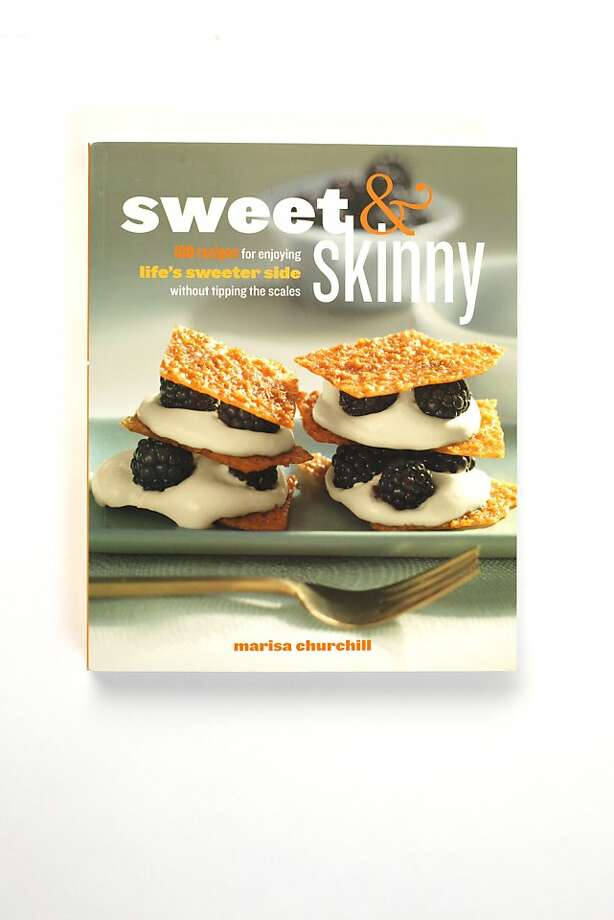 """Sweet & Skinny,"" by Marisa Churchill as seen in San Francisco, California, on November 1, 2011. Photo: Craig Lee, Special To The Chronicle"