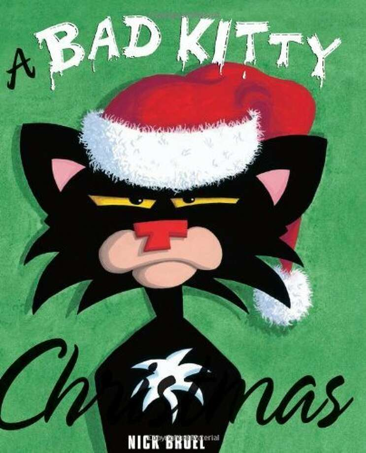 A Bad Kitty Christmas, by Nick Buel Photo: Roaring Brook