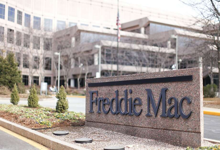 The Freddie Mac headquarters building stands in McLean, Virginia, U.S., on Thursday, Dec. 30, 2010. Mortgage rates for U.S. loans climbed to a seven-month high, increasing borrowing costs for homebuyers in a sluggish real estate market. Photographer: Andrew Harrer/Bloomberg The Freddie Mac headquarters building stands in McLean, Virginia, U.S., on Thursday, Dec. 30, 2010. Mortgage rates for U.S. loans climbed to a seven-month high, increasing borrowing costs for homebuyers in a sluggish real estate market. Photographer: Andrew Harrer/Bloomberg Photo: Andrew Harrer, Bloomberg