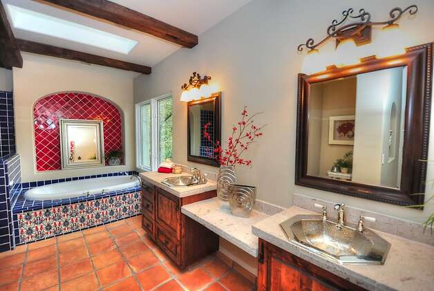 Spanish Style Home In Lafayette Delivers High Style Sfgate