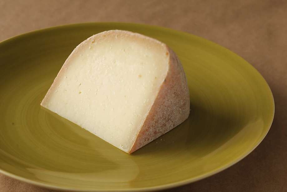 Ocooch Mountain cheese as seen in San Francisco, California, on November 9, 2011. Photo: Craig Lee, Special To The Chronicle
