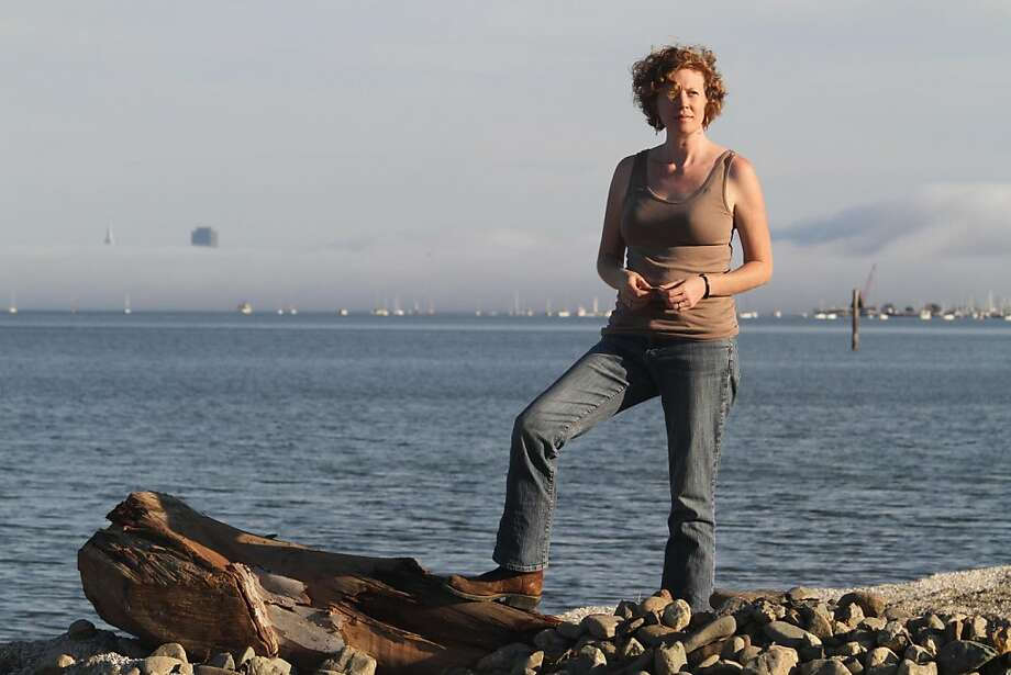 Environmental writer Emma Marris. Photo: Mathew Sumner, Special To The Chronicle