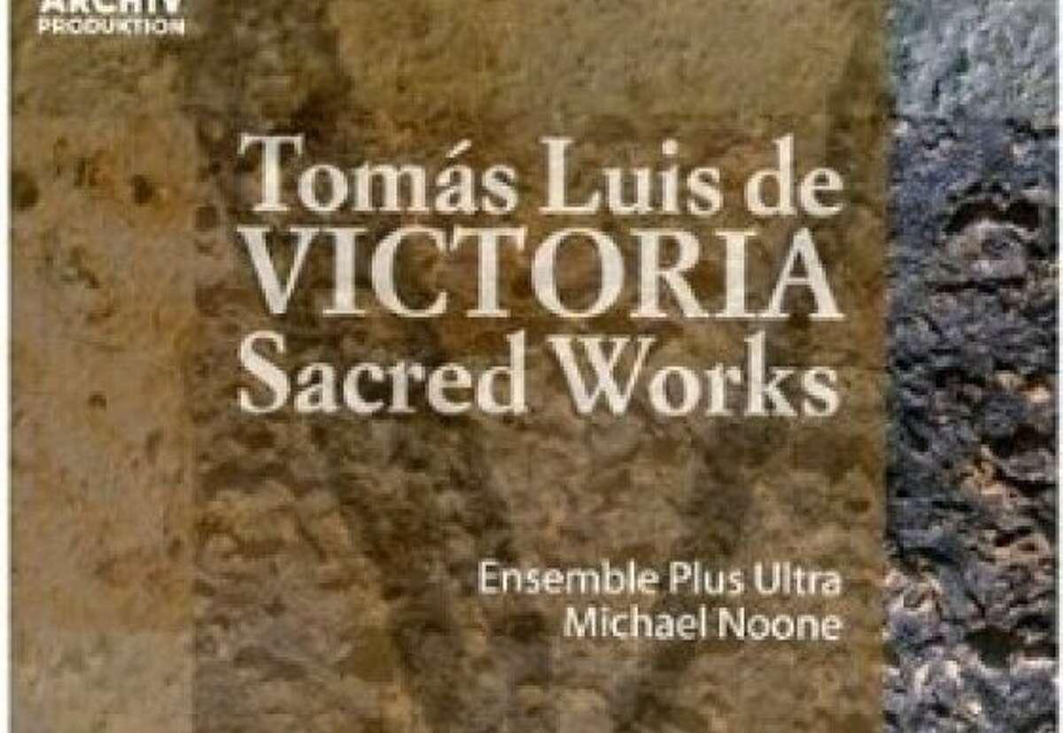 CD cover: Tomas Luis de Victoria 10-cd boxed set