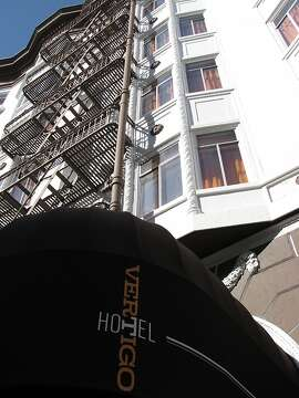 Hotel Vertigo exterior