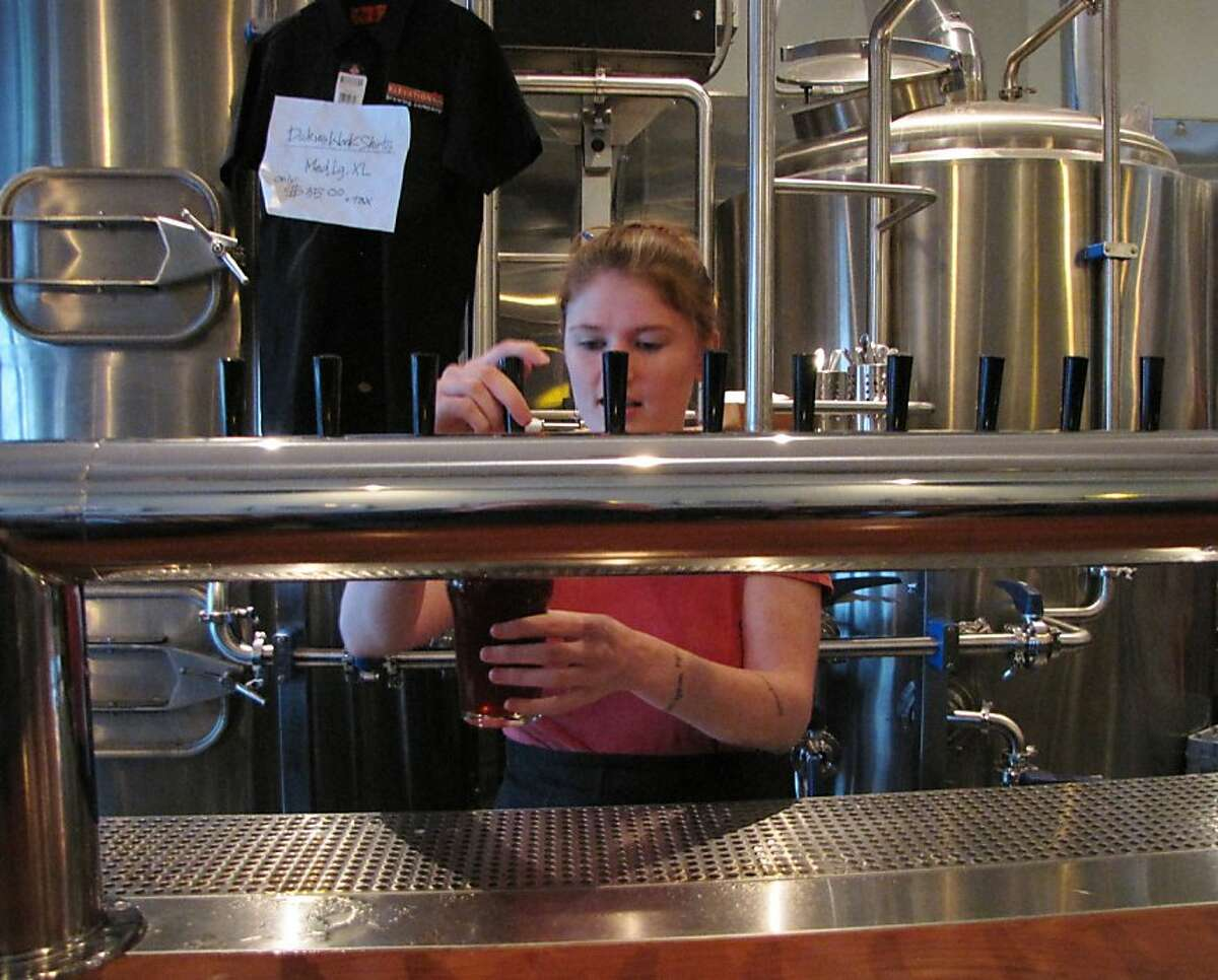 Elevation 66 Brewing Co. currently hand crafts five beers including the East Bay IPA.