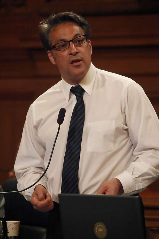 Supervisor Ross Mirkarimi speaks during the San Francisco Board of Supervisors meeting at City Hall in San Francisco, Calif. on Tuesday May 4, 2010. Ran on: 06-08-2010 Supervisor Ross Mirkarimi plans to introduce a resolution supporting the public power contract. Ran on: 08-03-2010 Supervisor Ross Mirkarimi plans to introduce legislation today to expand the bag ban. Ran on: 11-22-2010 Photo caption Dummy text goes here. Dummy text goes here. Dummy text goes here. Dummy text goes here. Dummy text goes here. Dummy text goes here. Dummy text goes here. Dummy text goes here.<137,1970-12-18-17-21-52,><252>###Photo: Drugs22_ph1<252>1272758400<252>SFC<252>###Live Caption:Supervisor Ross Mirkarimi speaks during the San Francisco Board of Supervisors meeting at City Hall in San Francisco, Calif. on Tuesday May 4, 2010.###Caption History:Supervisor Ross Mirkarimi speaks during the San Francisco Board of Supervisors meeting at City Hall in San Francisco, Calif. on Tuesday May 4, 2010. ____Ran on: 06-08-2010__Supervisor Ross Mirkarimi plans to introduce a resolution supporting the public power contract.____Ran on: 08-03-2010__Supervisor Ross Mirkarimi plans to introduce legislation today to expand the bag ban.###Notes:###Special Instructions:**MANDATORY CREDIT FOR PHOTOG AND SF CHRONICLE-NO SALES-MAGS OUT-TV OUT-INTERNET: AP MEMBER NEWSPAPERS ONLY**<137><252> Ran on: 11-22-2010 Photo caption Dummy text goes here. Dummy text goes here. Dummy text goes here. Dummy text goes here. Dummy text goes here. Dummy text goes here. Dummy text goes here. Dummy text goes here.<137,1970-12-18-17-21-52,><252>###Photo: Drugs22_ph1<252>1272758400<252>SFC<252>###Live Caption:Supervisor Ross Mirkarimi speaks during the San... Photo: Lea Suzuki, The Chronicle