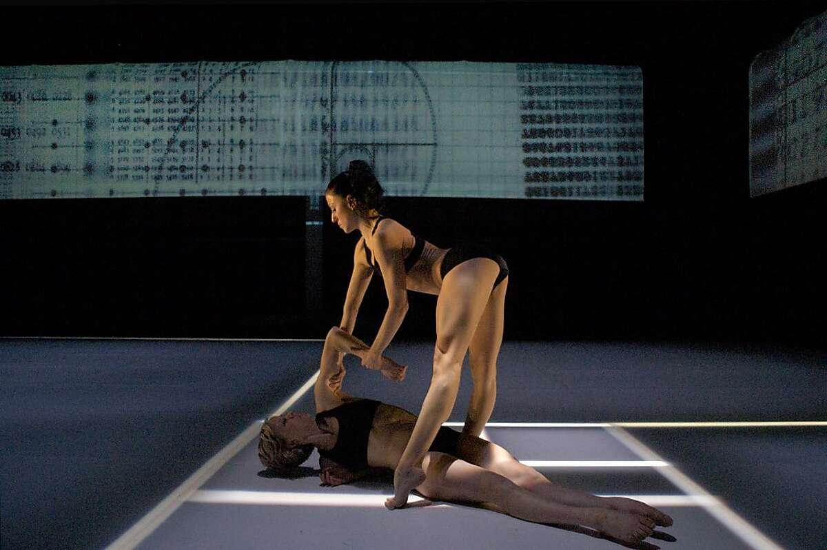 Wayne McGregor | Random Dance performs at YBCA
