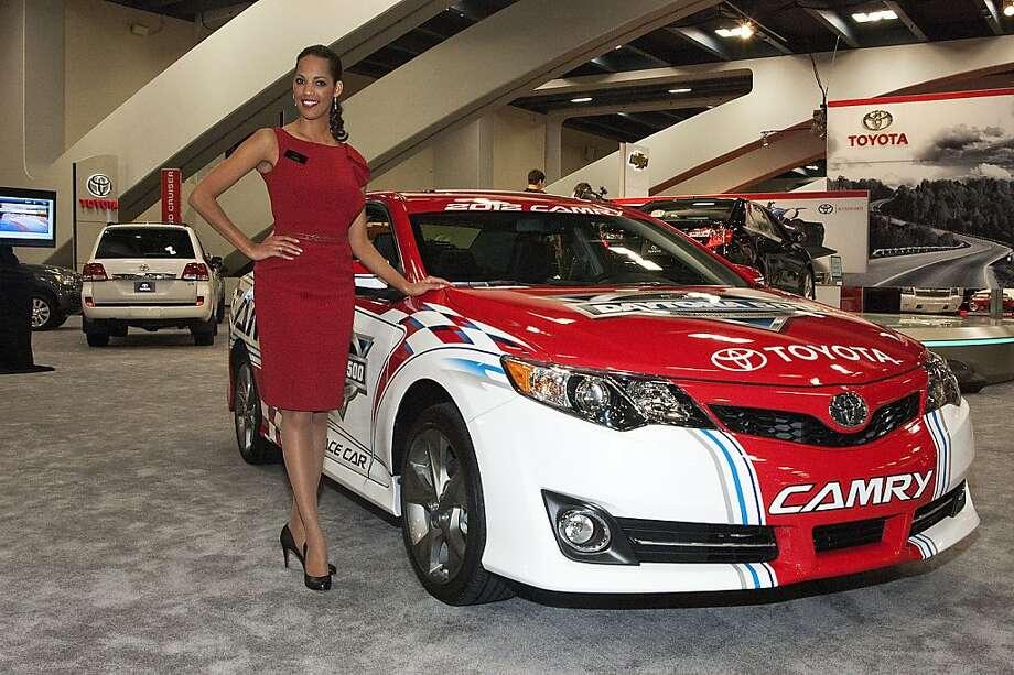 Toyota Camry Race Car? Photo: Stephen Finerty