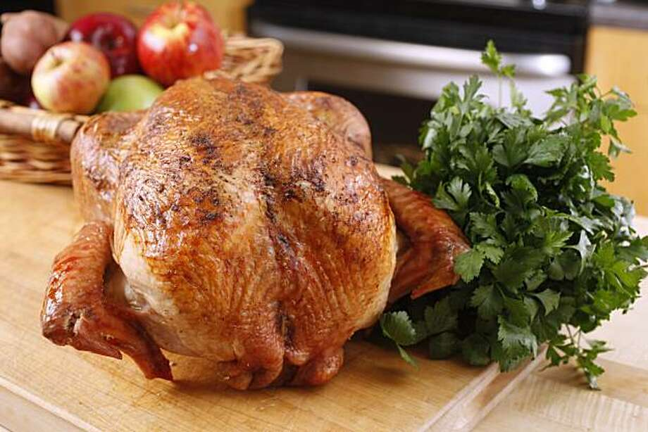 Bestway air dried turkey. Photo: Craig Lee, Special To The Chronicle