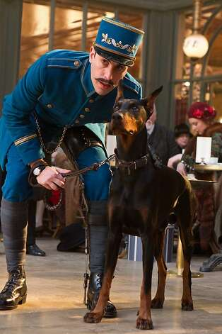 Sacha Baron Cohen plays Station Inspector in HUGO, from Paramount Pictures and GK Films. Photo: Jaap Buitendijk, Paramount Pictures