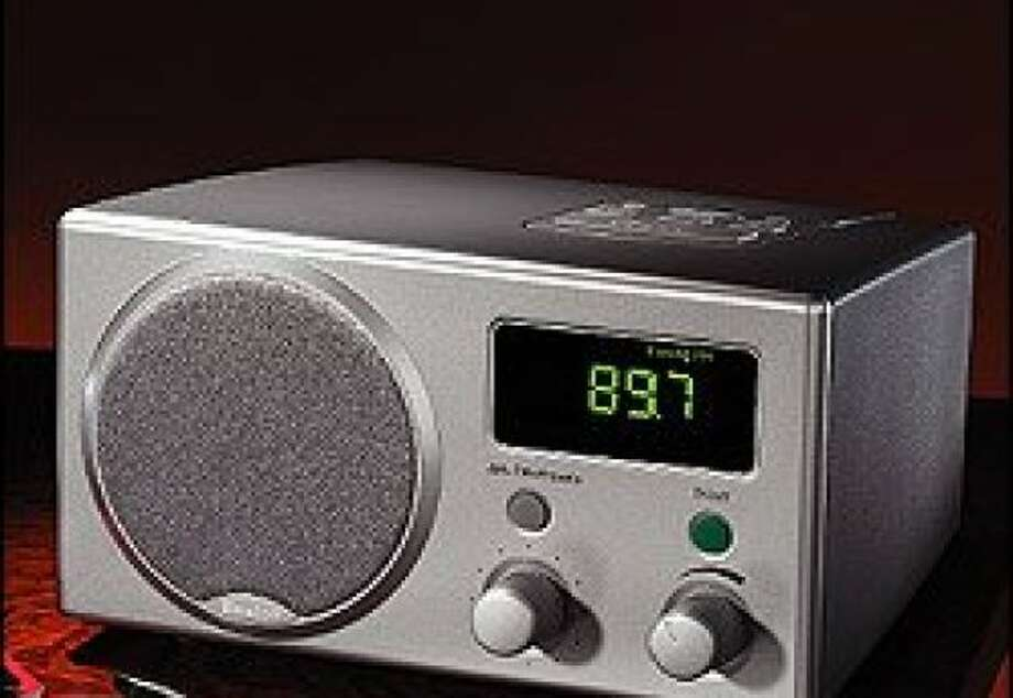 clock radio Photo: Courtesy Photo