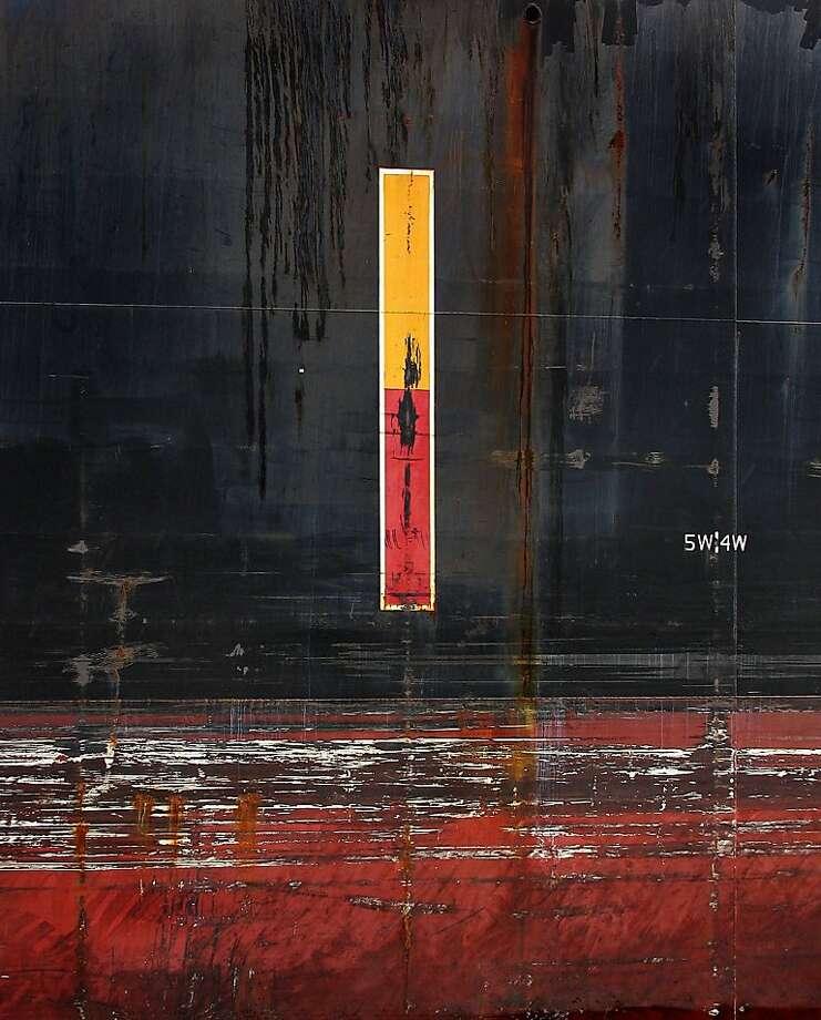 """Ensign"" by artist Jan Tiura. Photo: Jan Tiura"