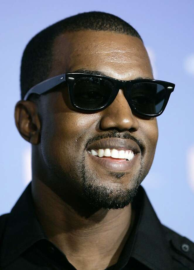 Kanye West Photo: Kevork Djansezian, AP
