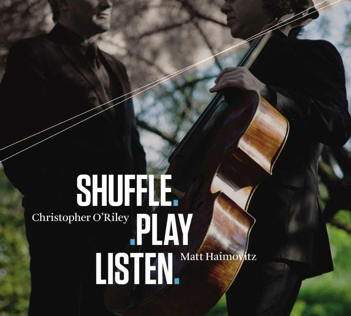 Shuffle Play Listen by Matt Haimovitz and Christopher O'Riley