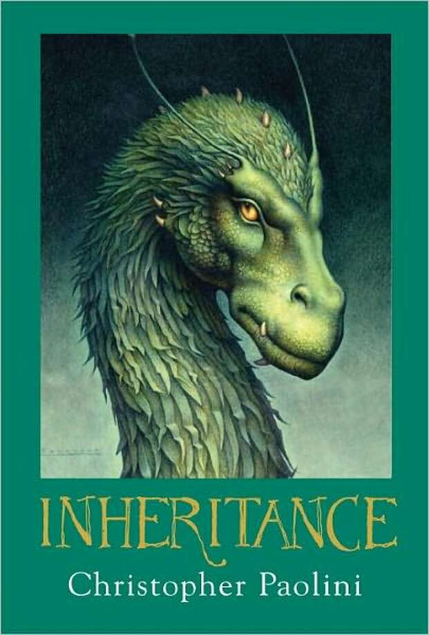 Twentieth Century Fox fantasy world: Christopher Paolini's first young-adult novel, Eragon, was made into a movie, and the series wraps up with Inheritance. Photo: Xx