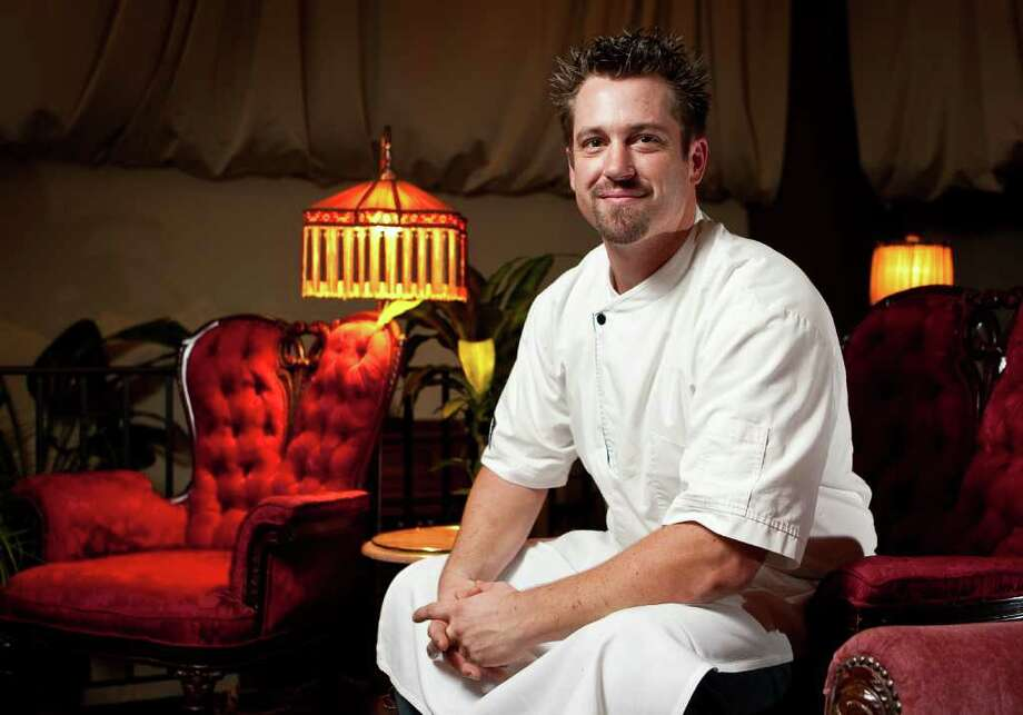 Chef Kevin Bryant  Photographed, Wednesday, Nov. 9, 2011, in Houston. ( Nick de la Torre / Houston Chronicle ) Photo: Nick De La Torre / © 2011  Houston Chronicle