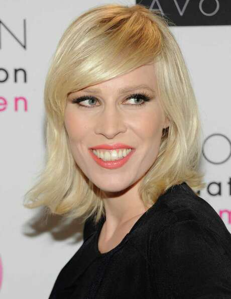 Singer Natasha Bedingfield attends the Avon Foundation Awards Gala at the Marriott Marquis Hotel on Wednesday, Nov. 2, 2011 in New York. (AP Photo/Evan Agostini) Photo: Evan Agostini / AGOEV