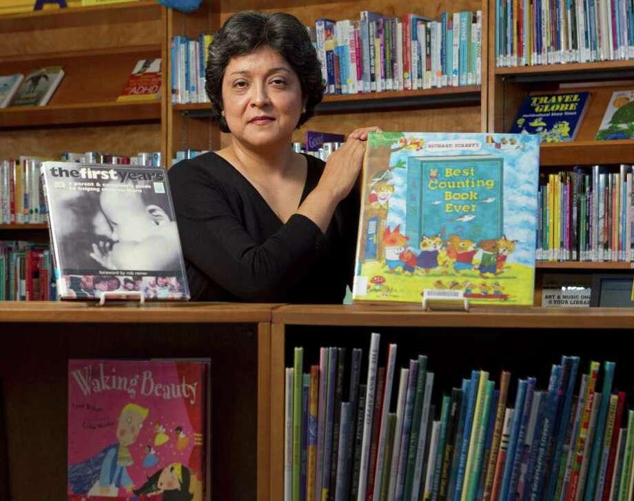 Rosa Campos Photo: James Nielsen / © 2011 Houston Chronicle