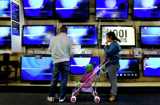 8. Best Buy - 346 deals Photo: Cody Duty / © 2011 Houston Chronicle