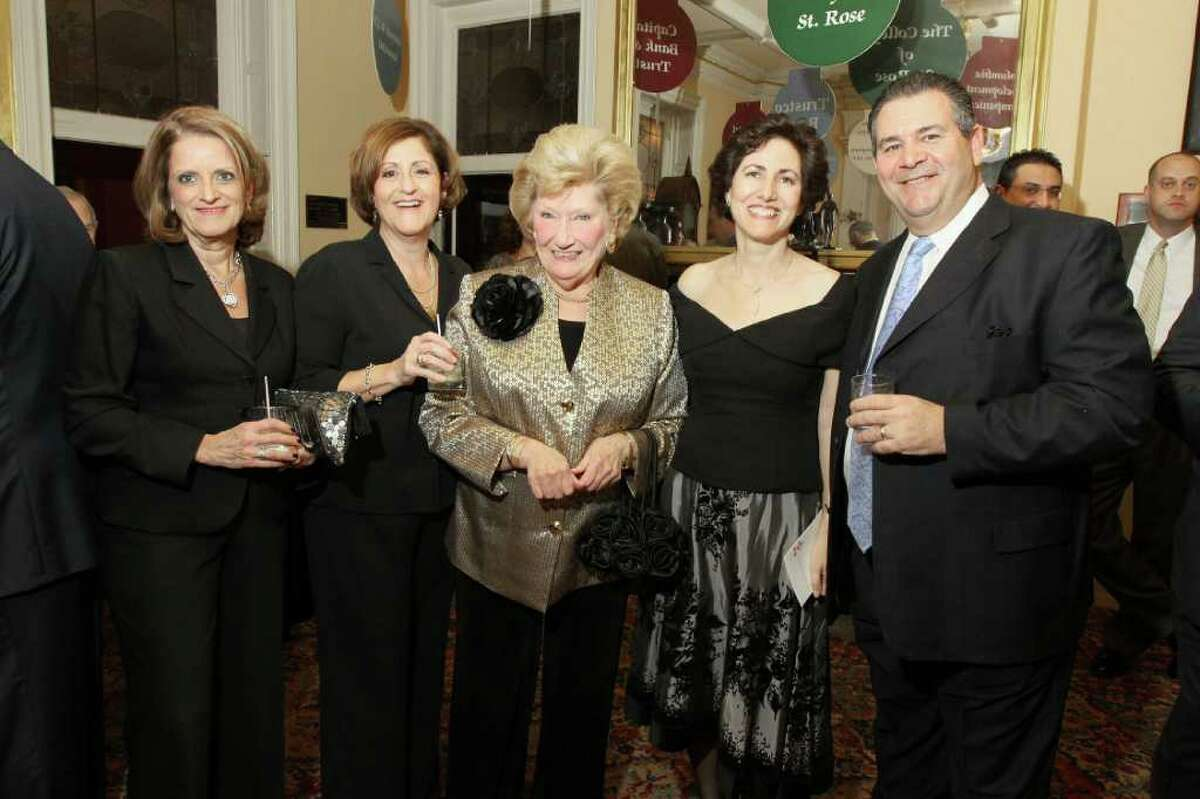 Were you Seen at the 13th Annual St. Peter's Hospital Foundation Holiday Kickoff at the Fort Orange Club on Friday, Nov. 25?