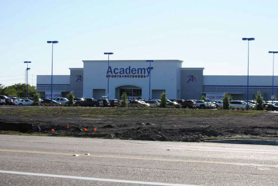 Clay & Co.  BAYTOWN LOCATION: The newest Houston-area Academy Sports + Outdoors store, at 6425 Garth Road, has a new landlord. Photo: Courtesy Photo / Clayco Academy Baytown