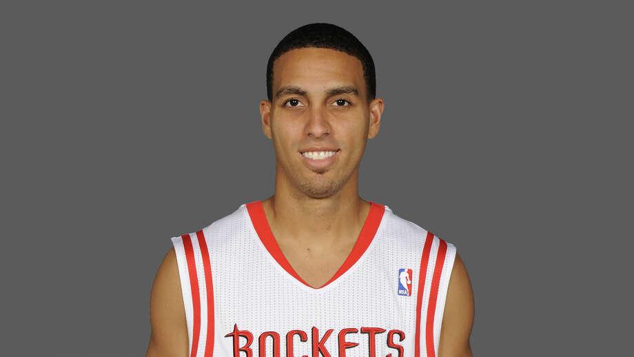 Kevin Martin Houston Rockets  2010 NBA photo
