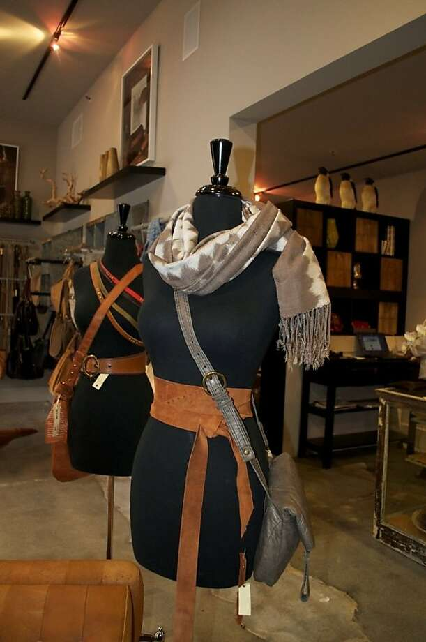 49 Square Miles has opened a new retail store on Linden Avenue, offering the full assortment of the accessory brand's handbags, belts, jewelry and small leather goods from current and past seasons. Photo: 49 Square Miles