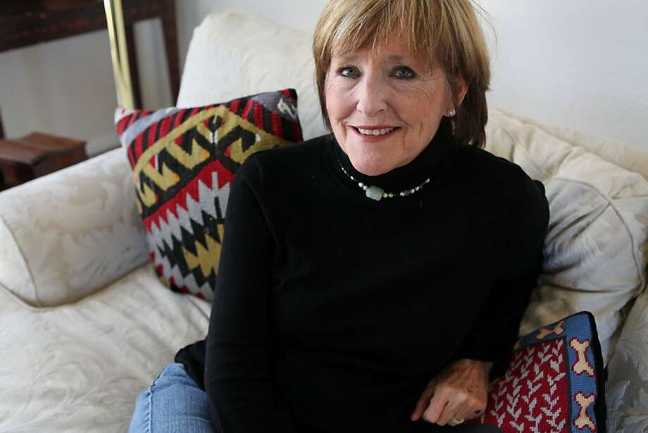 Opera superstar Frederica von Stade sits comfortably in her living room in Alameda Calif., on November 4, 2011.  After 42 years in the opera business, Frederica von Stade performed her retirement piece, an opera called Dead Man Walking. She says she is ready to focus all her energy on her six grandchildren, and the children at St Martin Deporres in Oakland where she volunteers regularly. Photo: Audrey Whitmeyer-Weathers
