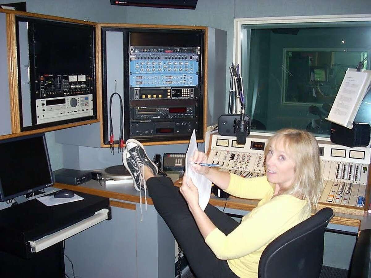 Trish Bell, radio DJ nd voice-over talent.