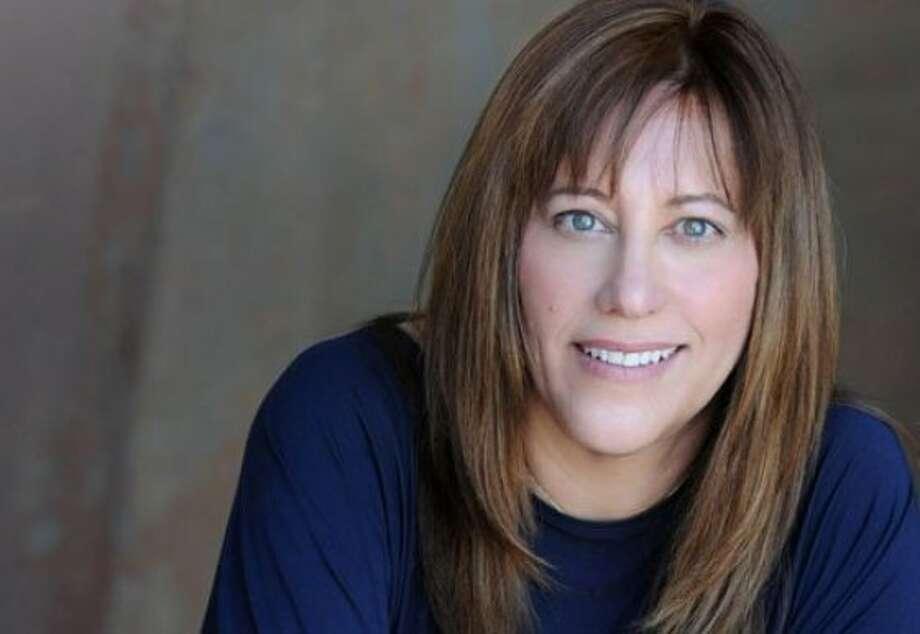 "Amy Glazer, director of ""Seducing Charlie Barker"" Photo: Arc Entertainment"