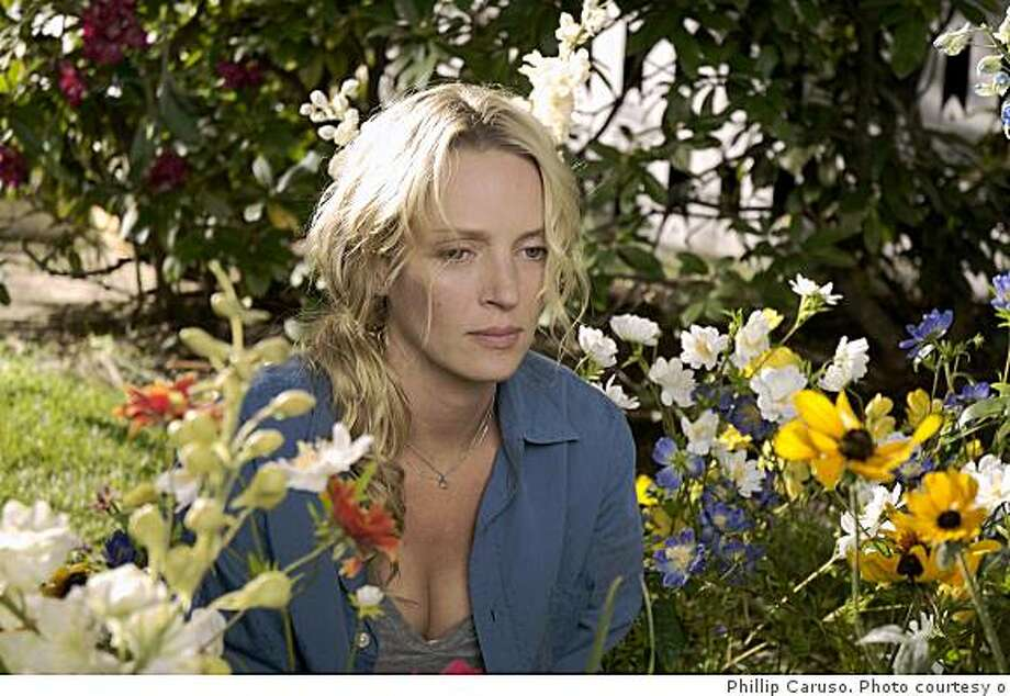 "Uma Thurman plays Diana, a woman still shaken by traumatic events that happened fifteen years earlier in Vadim Perelman's, ""The Life Before Her Eyes,"" opening Friday April 25 in Bay Area theaters.  Credit: Phillip Caruso. Photo courtesy of Magnolia Pictures."