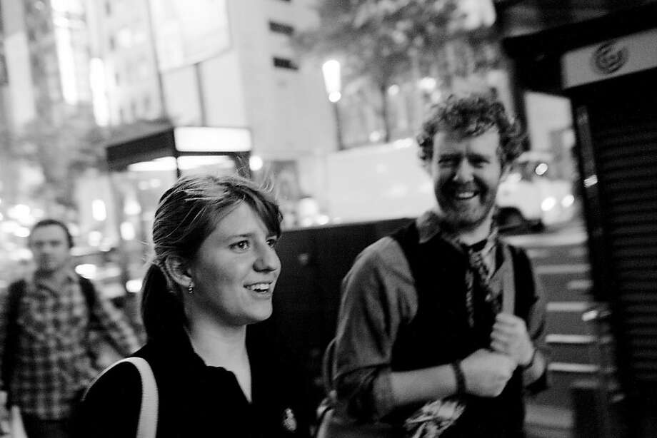 "Marketa Irglova and Glen Hansard are, ""The Swell Season."" Photo: Conor Masterson, Seventh Art Releasing"