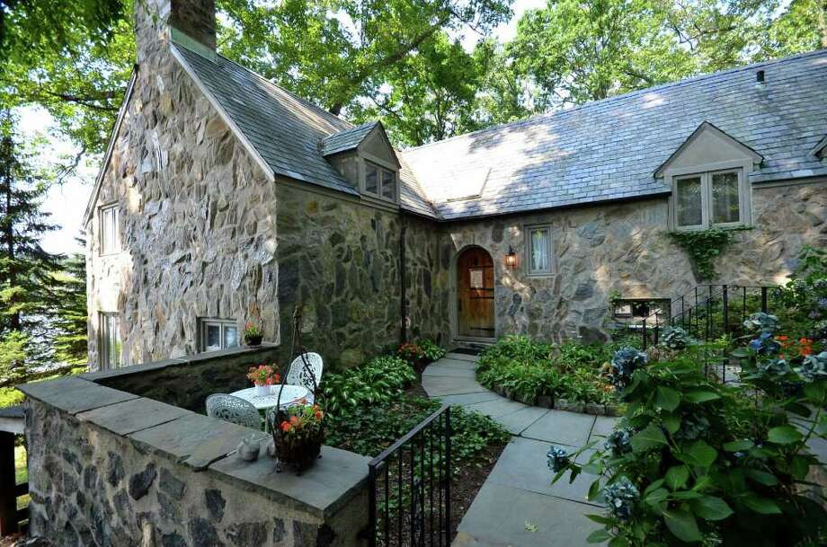 three stone houses by famed architect on the market