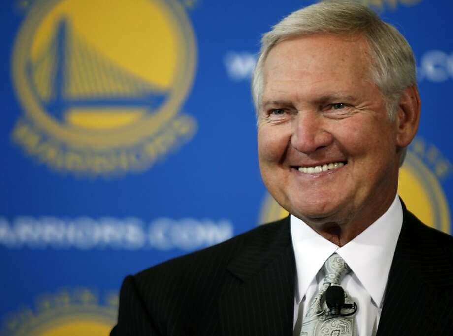 Warriors adviser Jerry West says he doesn't have time for energy drainers. Photo: Lance Iversen, The Chronicle