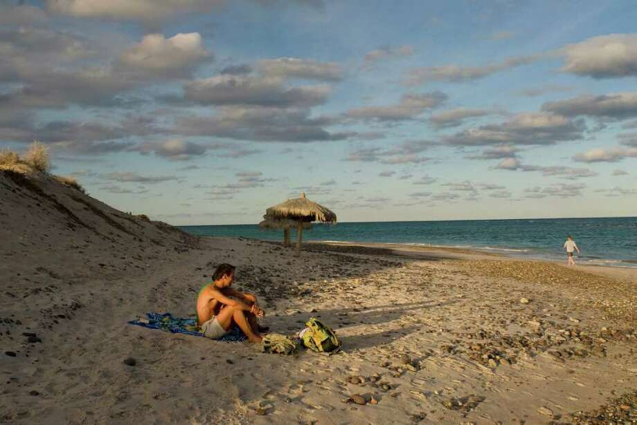 Cabo Pulmo, Baja California Sur, Mexico, one-time fishing village on the Sea of Cortez now sustained by ecotourism, is battling efforts to build a Cancun-style mega-resort. Photo: Keith Dannemiller / ©2011 Keith Dannemiller