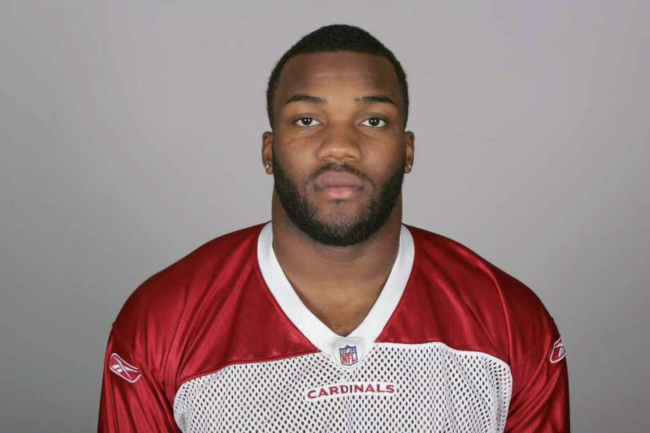 This is a 2011 photo of Beanie Wells of the Arizona Cardinals NFL football team. This image reflects the Arizona Cardinals active roster as of Friday, July 29, 2011 when this image was taken. (AP Photo) Photo: Anonymous