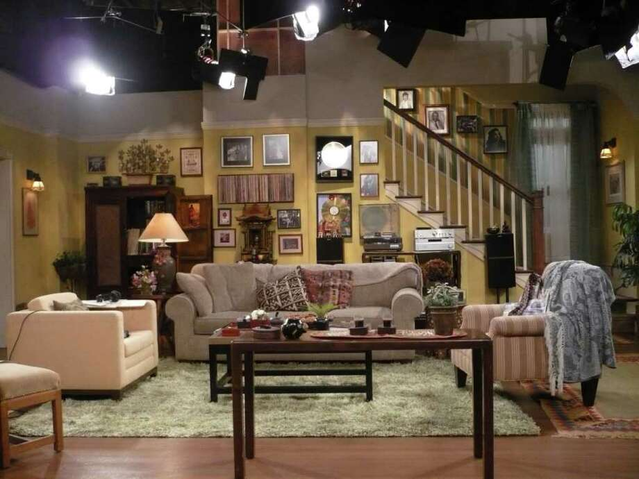Setting the scene for believable tv san antonio express news for Complete living room sets with tv