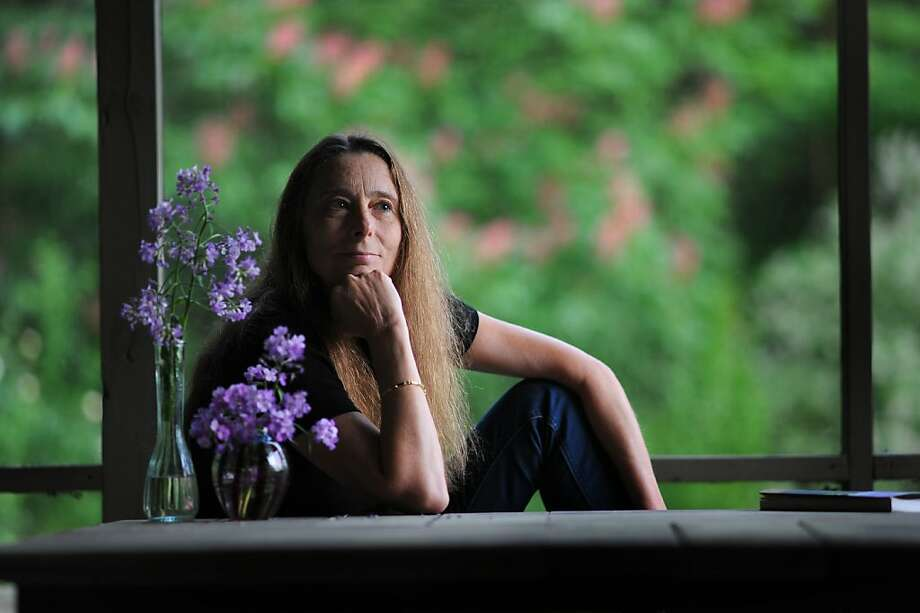 "Ann Beattie at home in York, Maine on May 29, 2010. The author will be releasing a collection of the works that she wrote for ""The New Yorker."" (Fred Field/The New York Times)  Ran on: 06-13-2010 Ann Beattie  Ran on: 11-21-2010 Ann Beattie Ran on: 11-21-2010 Ann Beattie  Ran on: 11-13-2011 Ann Beattie Ran on: 11-13-2011 Ann Beattie Photo: Fred Field, The New York Times"