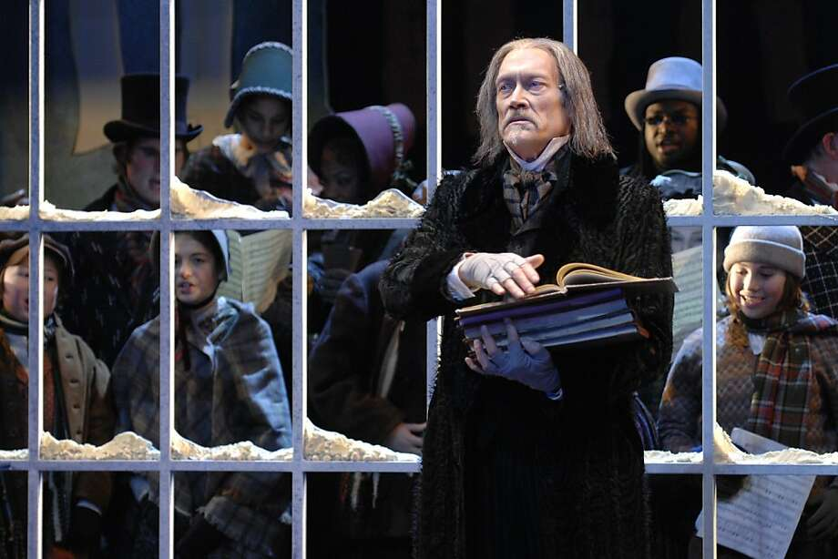 Act Christmas Carol.Bay Area Theater S Christmas Presence New Haven Register