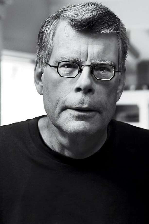 """In his new novel, """"11/22/63,"""" Stephen King goes back in time to save John F. Kennedy from Lee Harvey Oswald and shows how far he has come as America's chief chronicler of the creepy. Illustrates BOOKS-KING (category e), by Andrew Dunn (c) 2011, Bloomberg News. Moved Tuesday, Nov. 8, 2011. (MUST CREDIT: Shane Leonard/Simon and Schuster.) Photo: Shane Leonard, Simon And Schuster"""