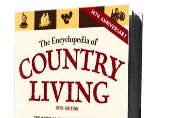 """""""The Encyclopedia of Country Living"""" by Carla Emery."""