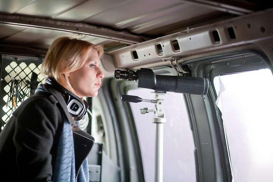 Claire Danes as Carrie Mathison in Homeland Photo: Jim Bridges, SHOWTIME